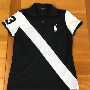 Ralph Lauren kid's golf shirt M